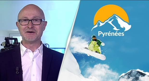 Vidéo Météo et enneigement pour les Pyrénées