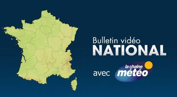 Météo en France : le bulletin du 21/09 avec La Chaîne Météo