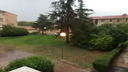 Pluie aix-en-provence