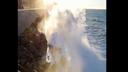 Coup de mer sur Rauba-Cape�